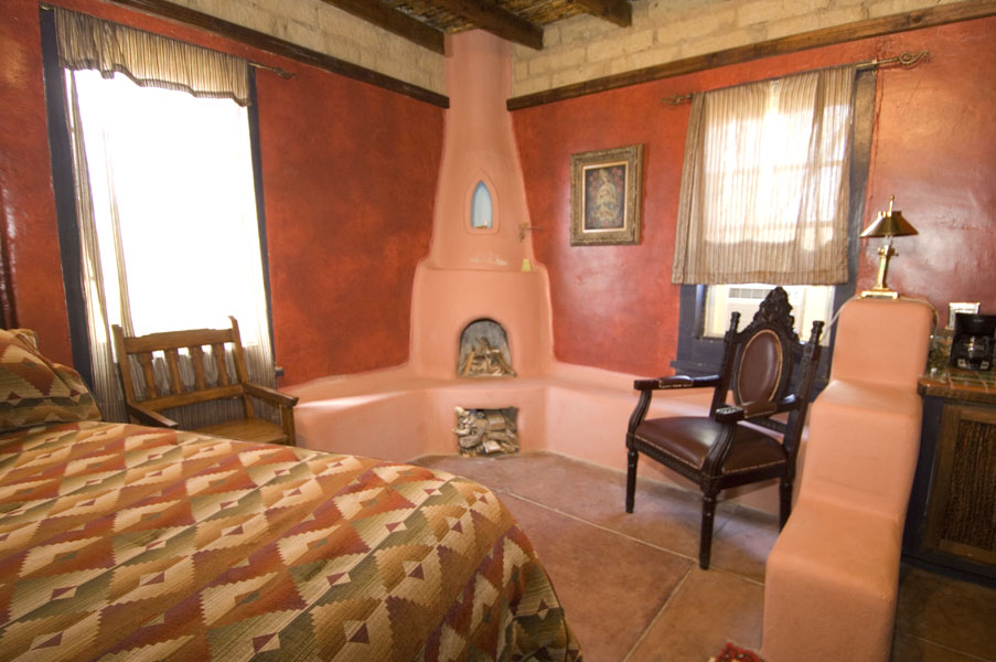 The Cinnabar Room At The Big Bend Holiday Hotel Is One Of